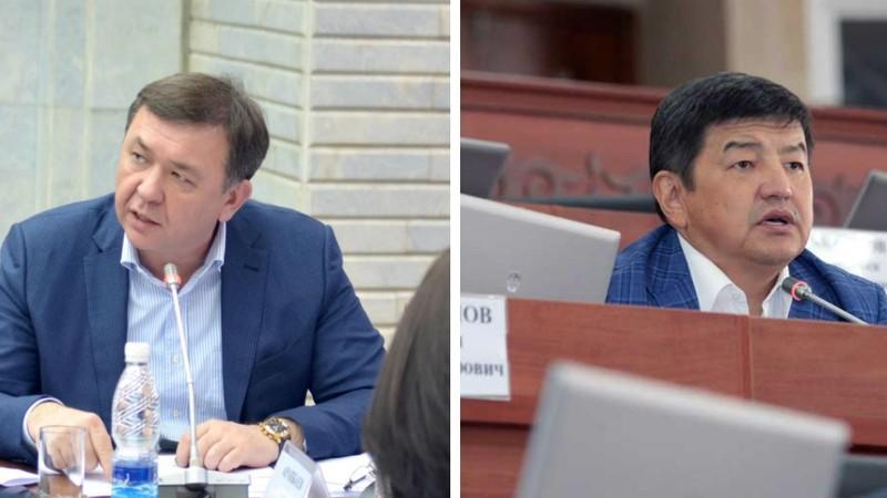 Два депутата предложили разрешить НБКР выдавать РКФР денежные средства в сомах на условиях платности под обеспечение инвалютой или госценными бумагами