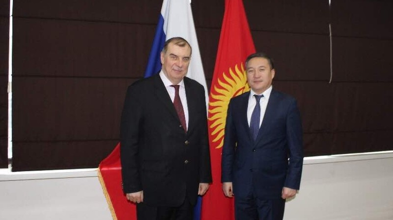 Сотрудничество между компетентными органами Кыргызстана и России может обеспечить защиту интересов предпринимателей, - глава ГСБЭП