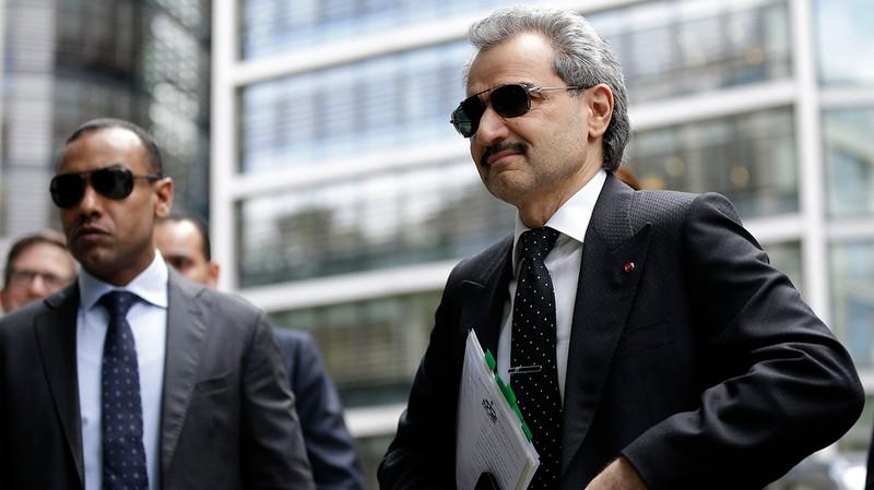 Саудовского принца с состоянием в $17 млрд выпустили из-под ареста