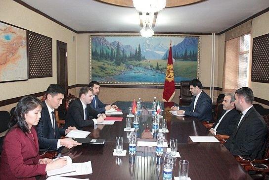 Министр экономики А.Новиков: Разрабатывается система маркировки халал-продукции в соответствии с стандартами качества