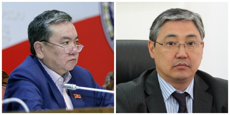 Депутат А.Акматов жалуется, что не может дозвониться до замминистра финансов А.Бакетаева
