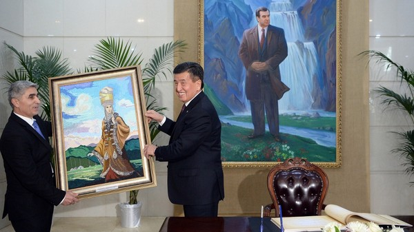 Секс фильм с президентом тачикистан