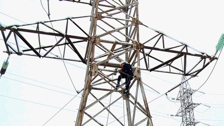В январе 2018 года потребление электроэнергии по Кыргызстану составило 1,8 млрд кВт.ч