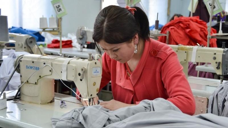 В 2017 году швейники Кыргызстана экспортировали продукцию на $138,2 млн