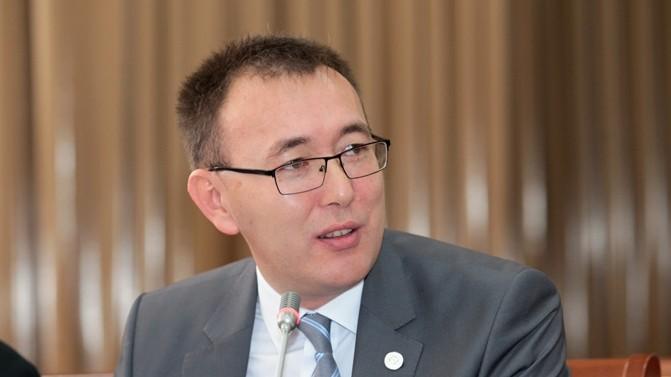 Т.Абдыгулов рассказал, сколько средств ушло внешним аудиторам Нацбанка КР за 2013-2017 годы