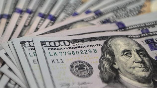 «Курс валют»: Доллар продается по 68,55 сома