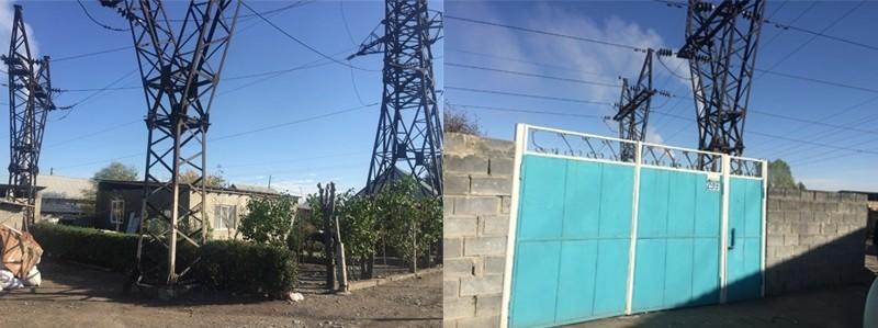 Жители жилмассива «Токольдош» рискуют жизнью, нарушая охранные зоны ЛЭП, - РЭК