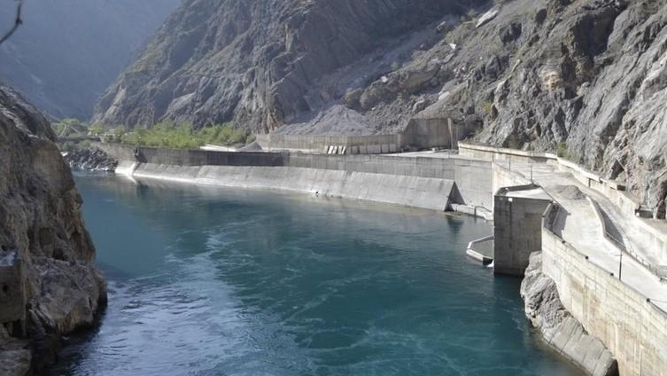 Объем воды в Токтогульском водохранилище составил 17,8 млрд кубометров