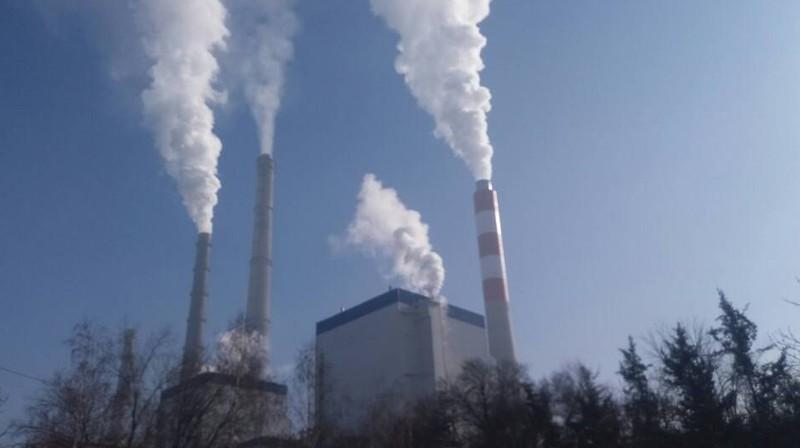 Введен в работу новый блок ТЭЦ Бишкека, тепло пошло в систему
