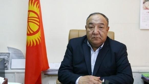 Арстанбек Ибраев временно отстранен от должности главы Департамента дорожного хозяйства