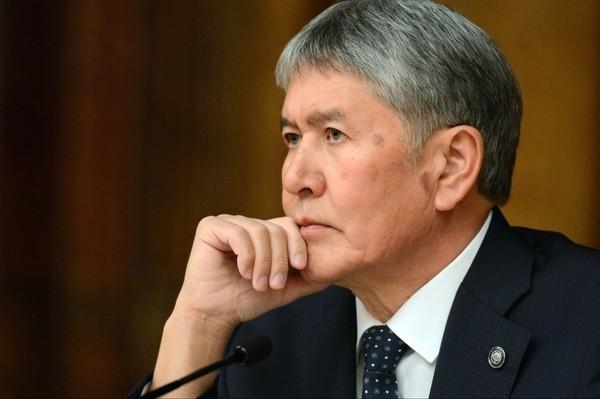 Алмазбек Атамбаев: Кыргызстан возлагал очень большие надежды наЕАЭС