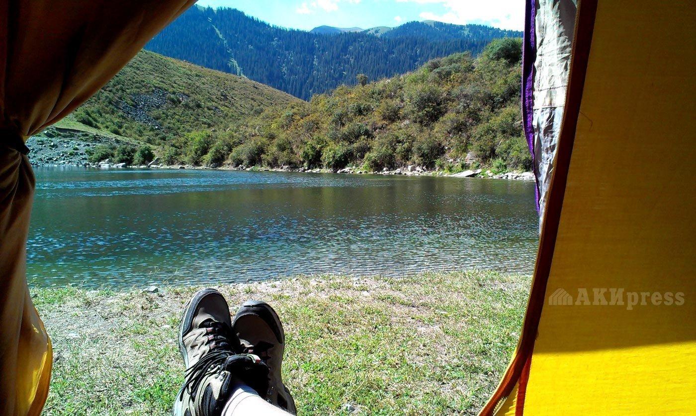 В горах Чон-Кемина / АКИpress