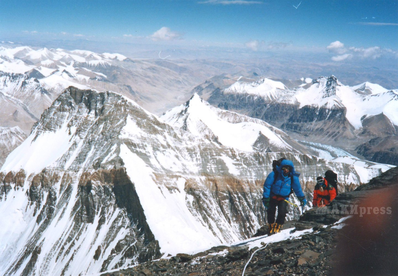 Эверест. Подъем в лагерь 3 / Фото: Дмитрий Греков