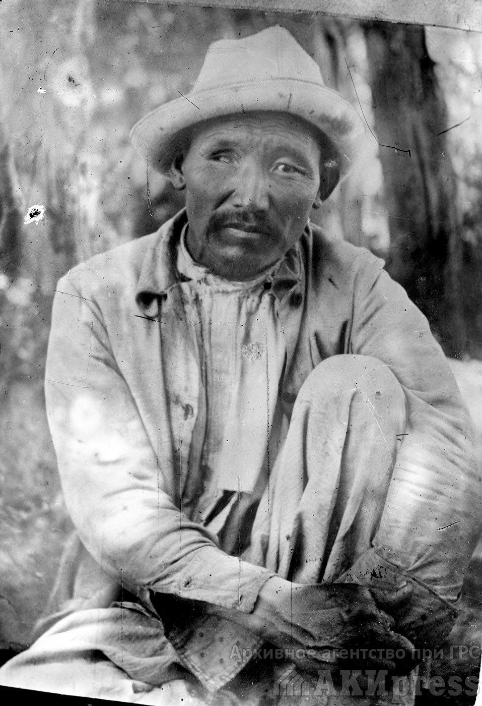 Кыргызы во время восстания 1916 года. Госархив / АКИpress