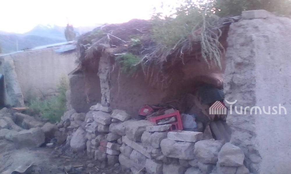 Дом, в котором ранее жили Доржиевы