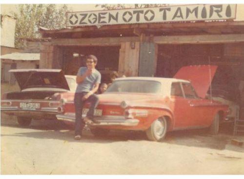 Адана машина оңдоочу жай 1975-ж