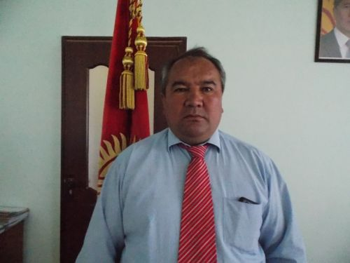 Раимбек Имангазиев