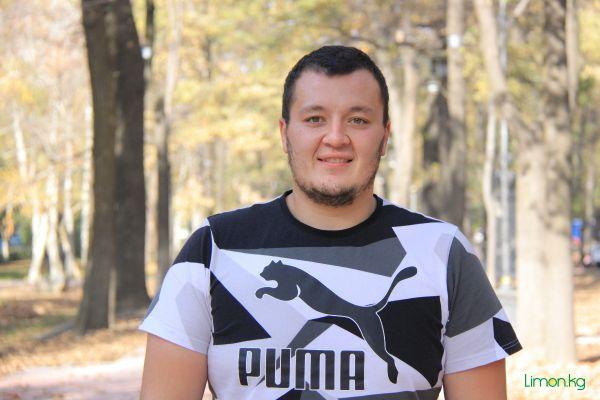Юсупов Барат, 23 года, частный предприниматель