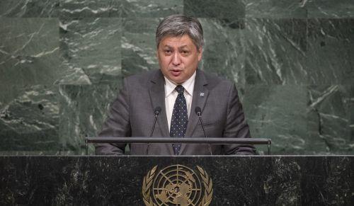Делегации Кыргызстана в ООН