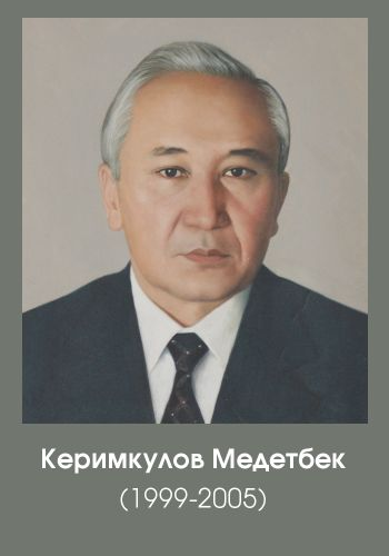 керимкулов медетбек