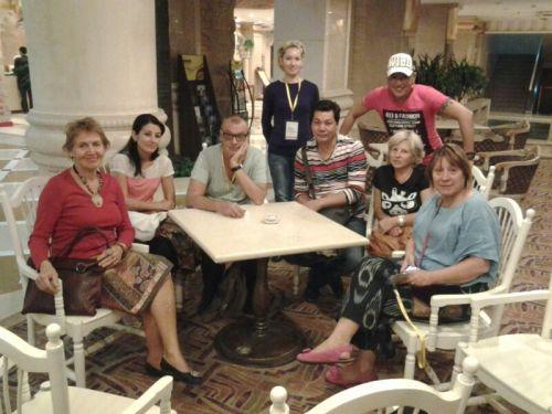 Участники FASHION WEEK Китай