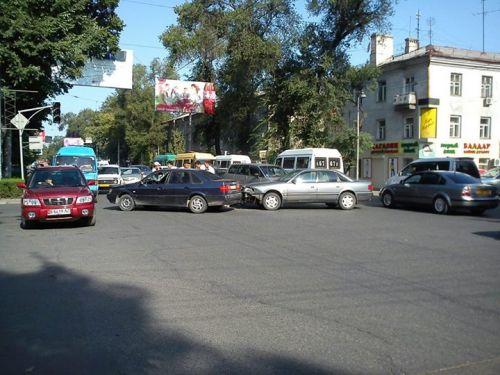 дтп из-за светофора