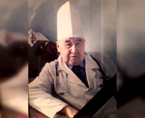 Кардиохирург А.Исираилов