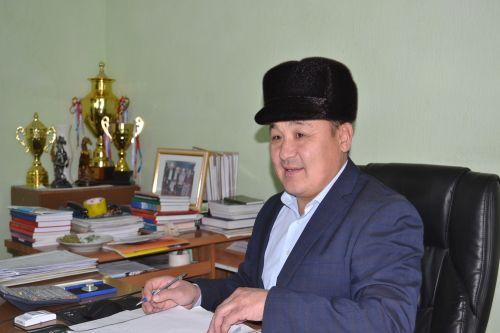 Т.Турусбеков