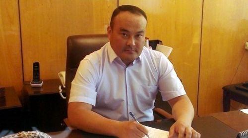 Панфилов районунун акими  Дамир Кулубаев
