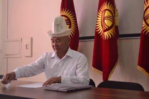 Назарбек Нышанов