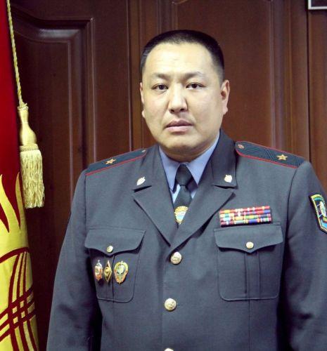 Улан Исраилов