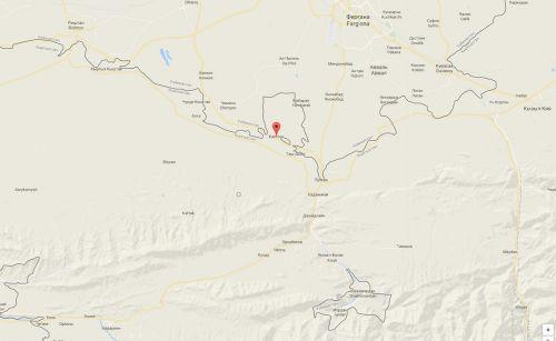 село Халмион Кадамжайского района
