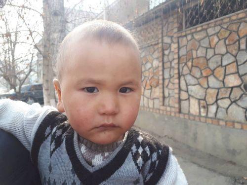 потерявшийся 5-летний мальчик