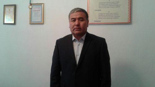 Мамыржан Рахимов