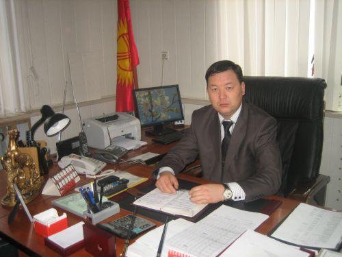 Улан Эмилбаев