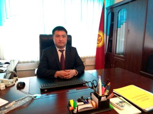 Баткен райондук санэпидкөзөмөл борборунун башкы дарыгери Н.Орозалиев