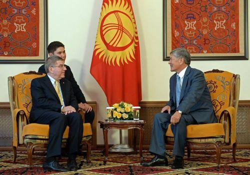 Атамбаев и Бах1