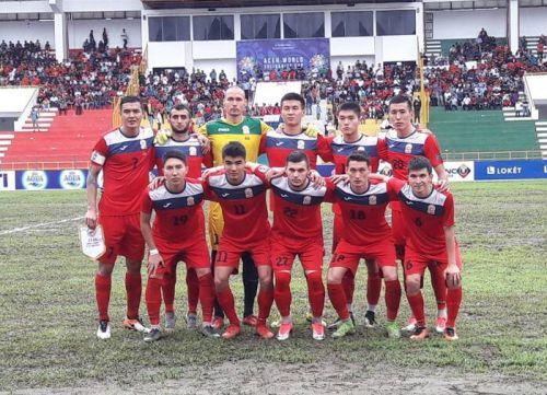 Олимпийская сборная Кыргызстана