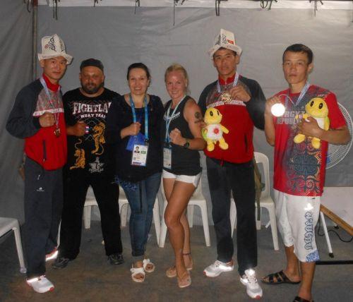 Тайский бокс3