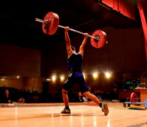 Турнир по тяжелой атлетике на призы Осмоналиева