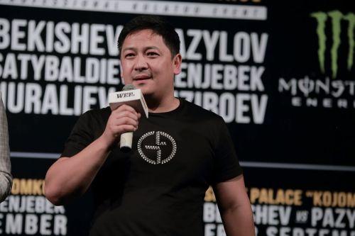 Руслан Кыдырмышев