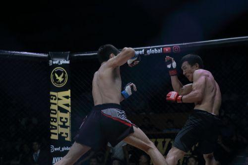 Сатыбалдиев Азиз против Кенжебек Даулет 01