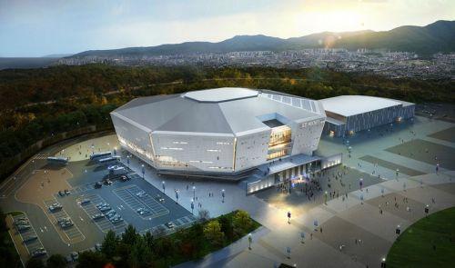 Хоккейный центр Каннына