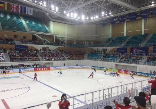 Спортивная арена Университета Квандон2