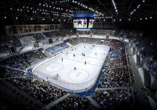 Хоккейный центр Каннына2