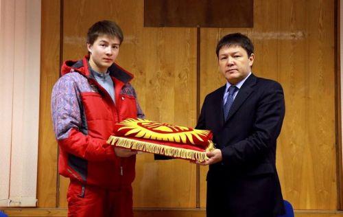Тариэль Жаркымбаев1