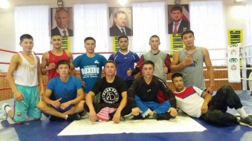 Чечня 2017