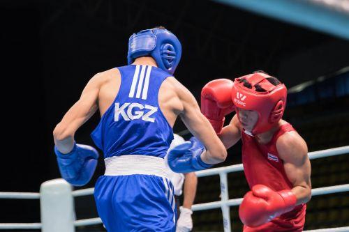 Молодежный чемпионат Азии 20172