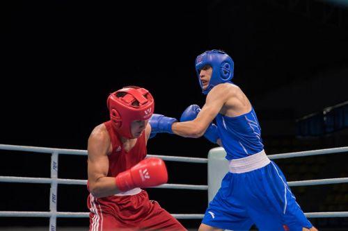 Молодежный чемпионат Азии 20171