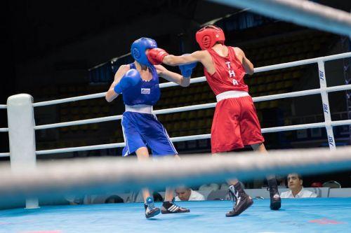 Молодежный чемпионат Азии 2017